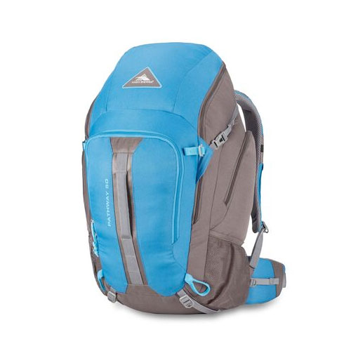 Pathway 50L Pack, Gray/Blue, swatch