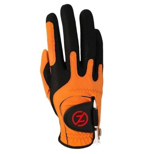 Men's Right Hand Golf Glove, Orange, swatch
