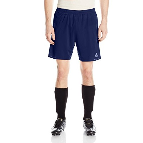 Men's Soccer Parma 16 Shorts, Navy/White, swatch