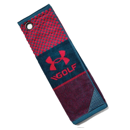 Bag Golf Towel, Red, swatch
