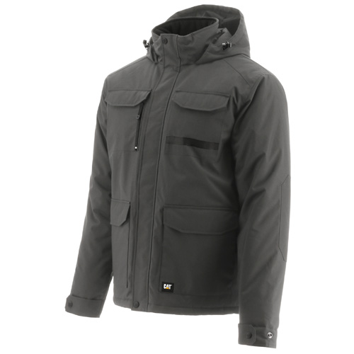 Men's Bedrock Jacket, Graphite, swatch