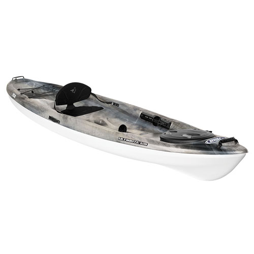 Ultimate 120 Sit-On Kayak, Gray, swatch
