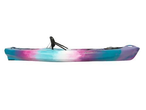 Pescador 10.0 Sit-On-Top Kayak, Blue/Pink, swatch