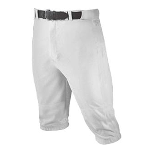 Youth Knicker Baseball Pants, White, swatch