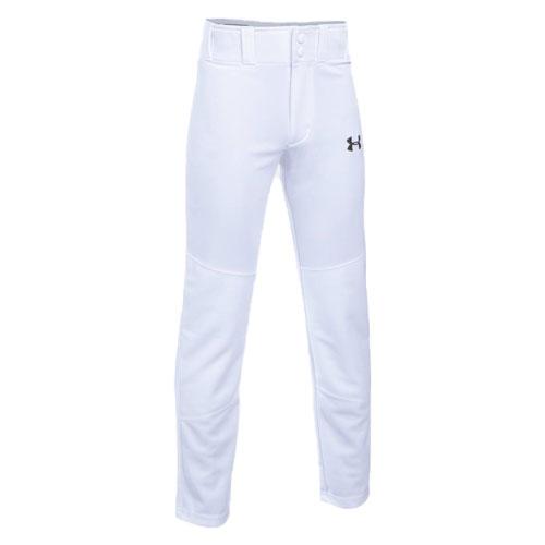 Youth Leadoff Baseball Pant, White, swatch