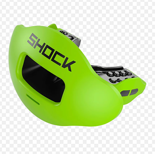 Max Airflow 2.0 Lip Guard, Neon Green, swatch