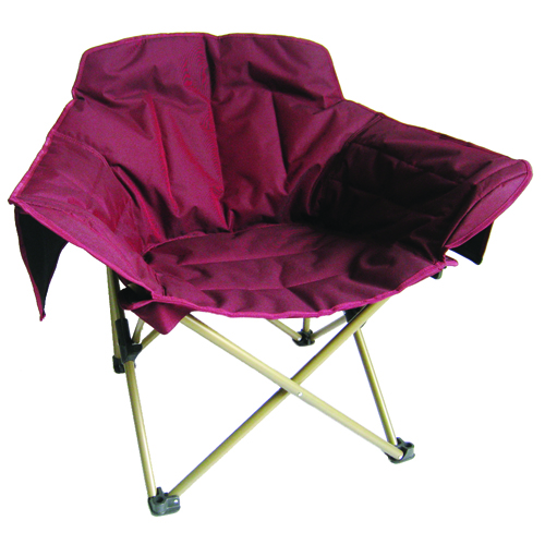 Zip Big Club Chair, Red, swatch