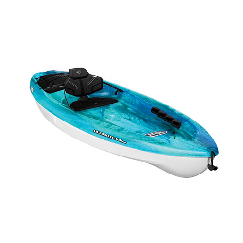Ultimate 100NXT Sit-On Kayak, Turquoise,Aqua, swatch