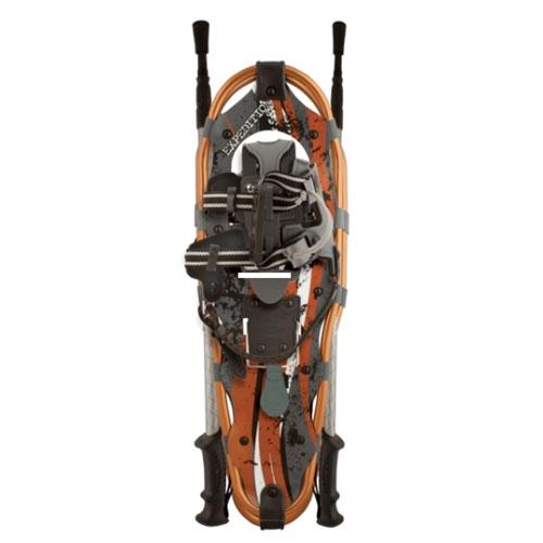 """9""""x25"""" Truger II Snowshoe Kit, Bronze,Amber,Suntan, swatch"""