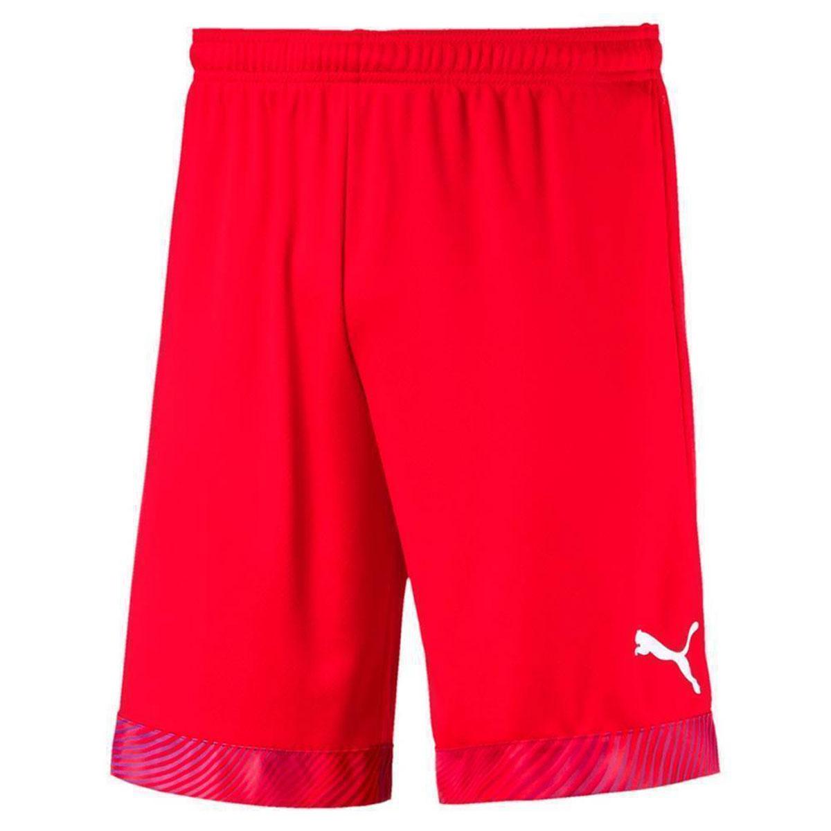 Men's Cup Short, Red, swatch