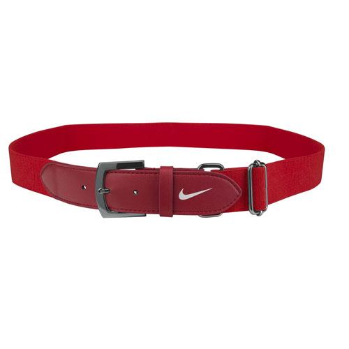 Youth Baseball Belt 2.0, Red, swatch
