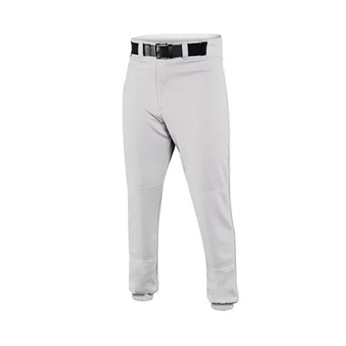 Youth HNR Closed Bottom Baseball Pant, White, swatch