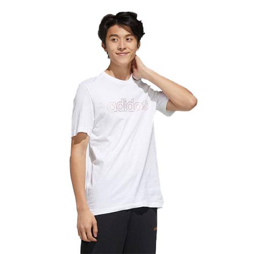 Men's Esstentials Short Sleeve Tee, White, swatch