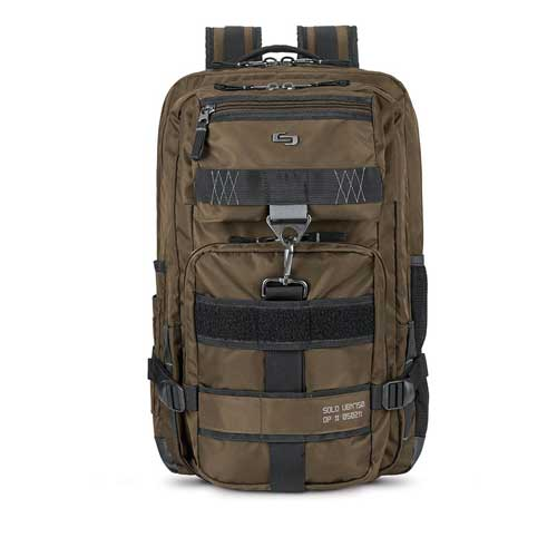 Altitude Backpack, Brown/Black, swatch