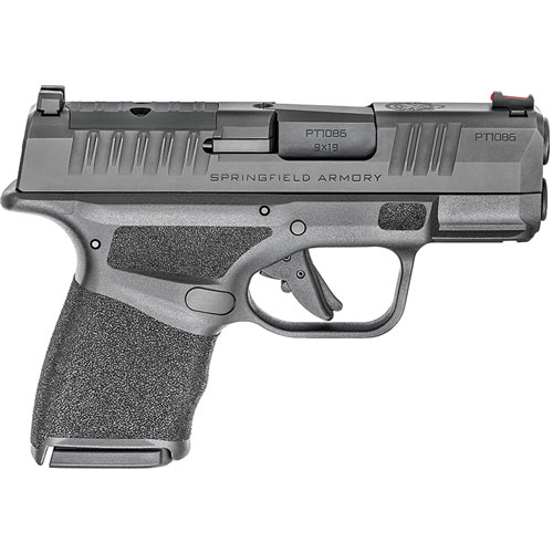 Hellcat OPS 9MM with Fiber Optic sight Pistol, , large