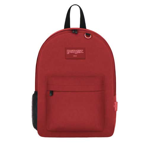 Classic Backpack, Red, swatch