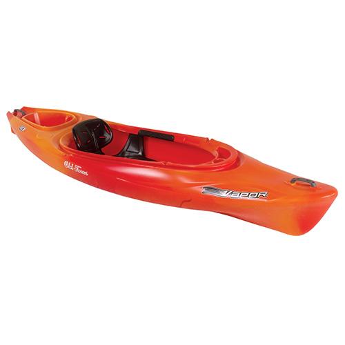 Vapor 10 Kayak, Red/Yellow, swatch