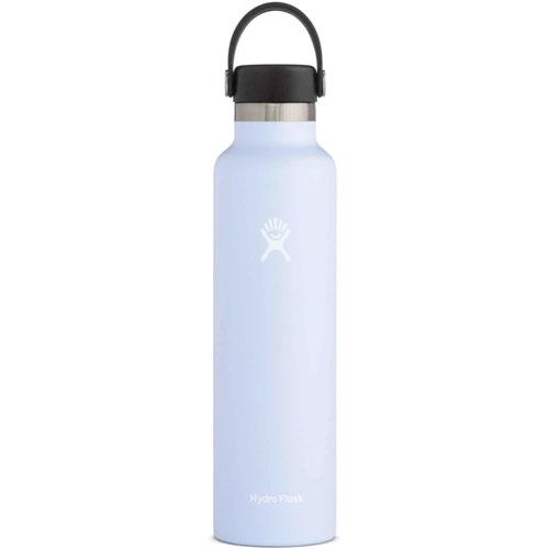 21 Oz. Standard Mouth Water Bottle, Gray, swatch