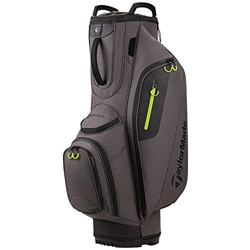 Cart Lite Golf Bag, Gray/Green, swatch