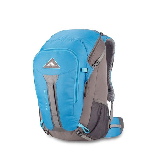 Pathway 40L Frame Pack, Blue/Gray, swatch