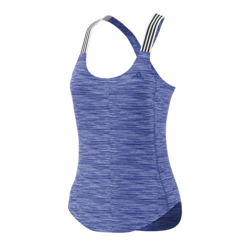 Women's Performere Tank Top, Blue, swatch