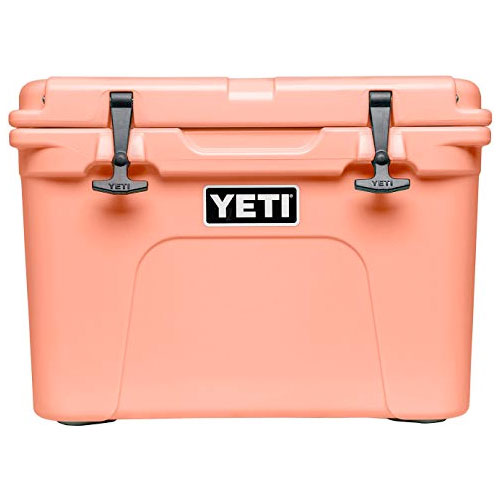 Tundra 35 Cooler, Coral, swatch