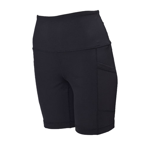 "Women's Lux High Rise 7"" Side Pocket Shorts, , large"