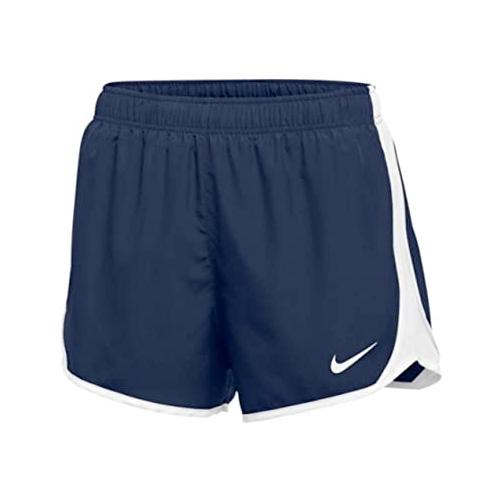 "Women's 3"" Dry Tempo Core Running Shorts, Navy, swatch"