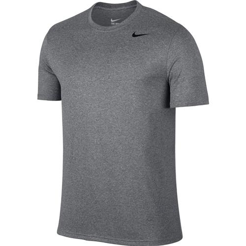 Men's Short Sleeve Legend 2.0 Tee, Dark Charcoal, swatch