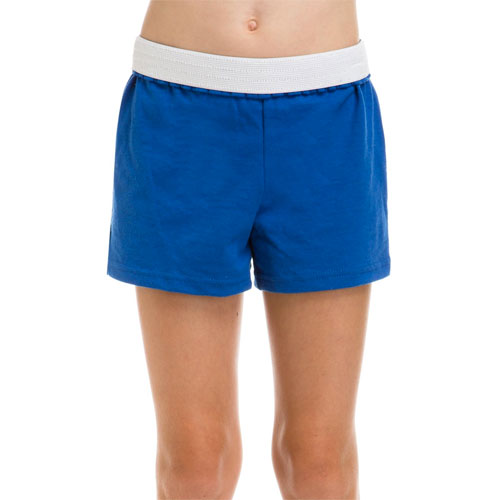 Women's Cheer Shorts, Royal Bl,Sapphire,Marine, swatch
