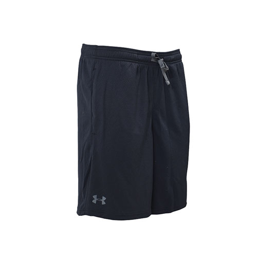 Men's Tech Mesh Shorts, Black, swatch