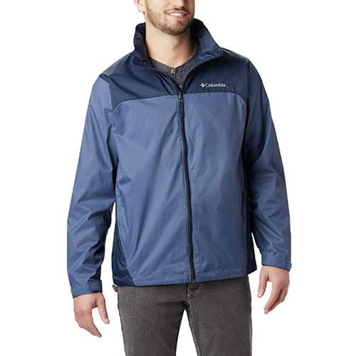 Men's Glennaker Lake Rain Jacket, Navy, swatch
