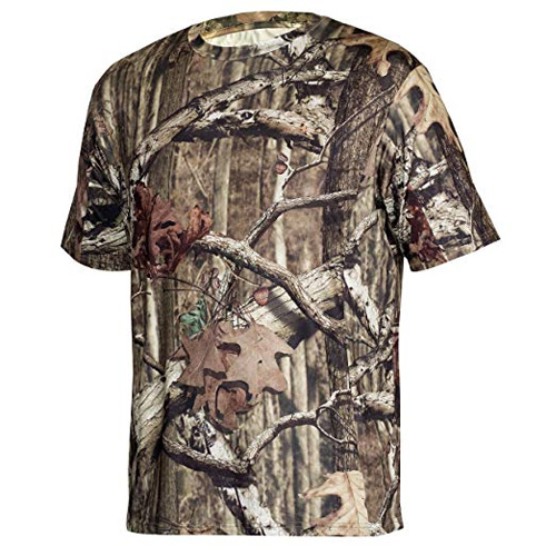 Men's Short Sleeve Performance Tee, , large