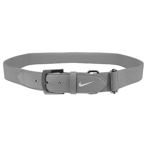 Youth Baseball Belt 2.0, Gray, swatch