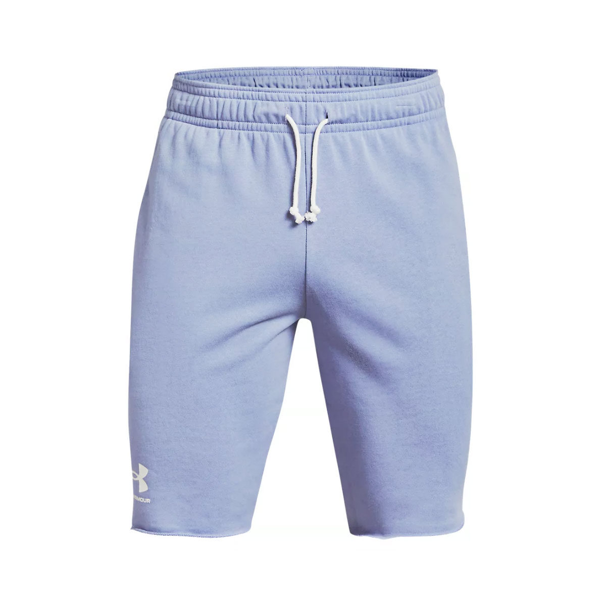 Men's Rival Terry Shorts, Blue, swatch