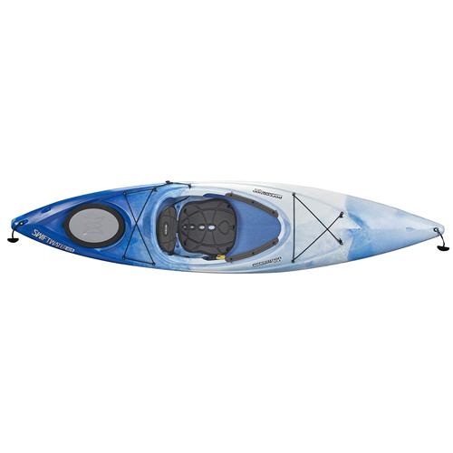 Swiftwater 10.5 Kayak, Blue/White, swatch