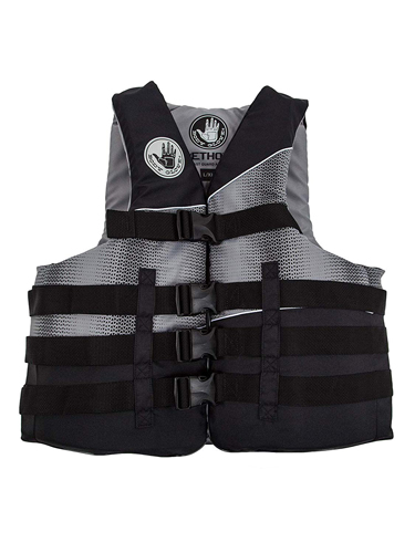 Method 4 Buckle Vest, Black, swatch