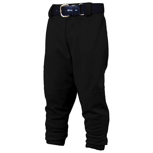 Youth Pull Up Pants, Black, swatch