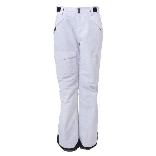 Women's Statement Ski Pants, White, swatch