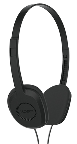 On-Ear Headphones, Black, swatch
