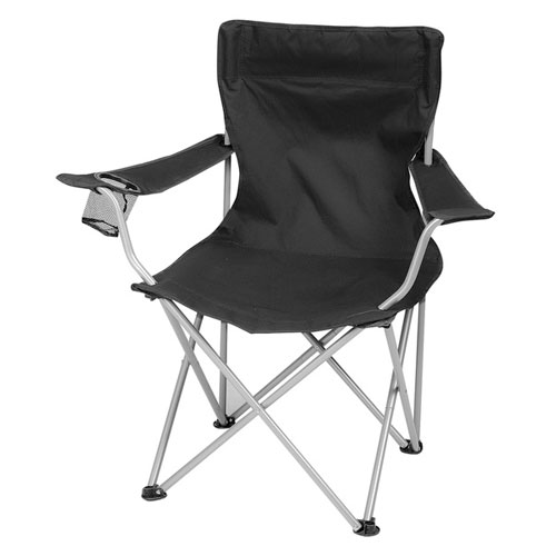 Arm Chair, Black, swatch