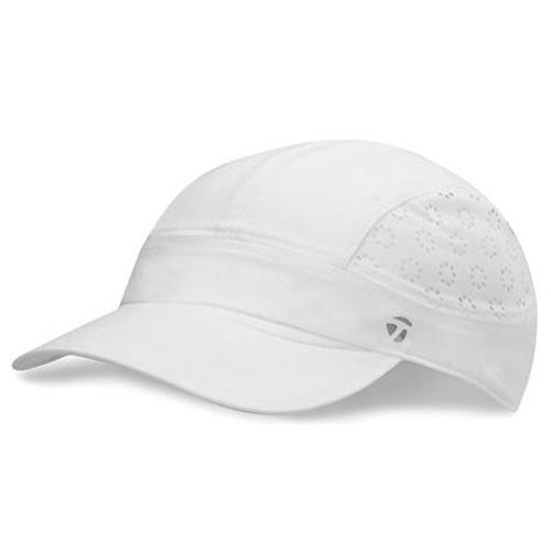 Women's Petal Hat, White, swatch