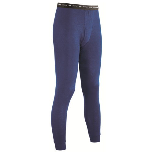Mens Enthusiast Thermal Pant, Navy, swatch