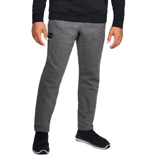 Men's Rival Fleece Pant, Charcoal,Smoke,Steel, swatch