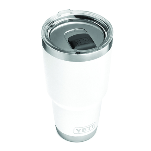 Rambler 30oz with MagSlider, White, swatch