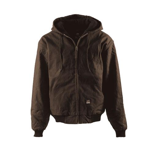 Original Hooded Jacket, Dark Brown,Dark Natural, swatch