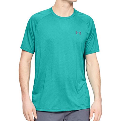 Men's Tech 2.0 Short Sleeve T-Shirt, Jade, swatch