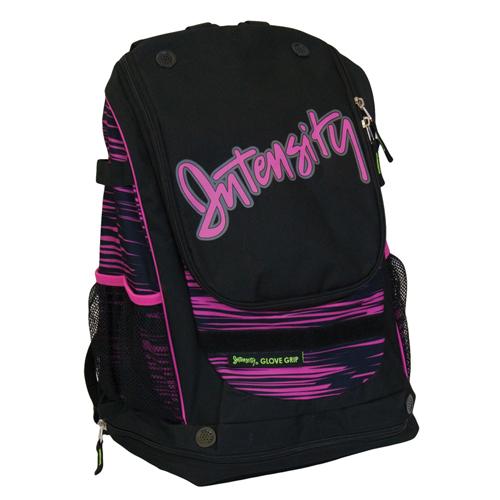 Backstop Softball Pack, Black/Pink, swatch