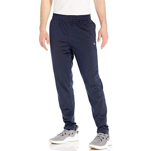 Men's Track Pants, Navy, swatch