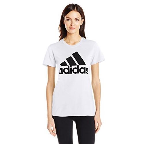 Women's Classic Logo T-Shirt, White, swatch